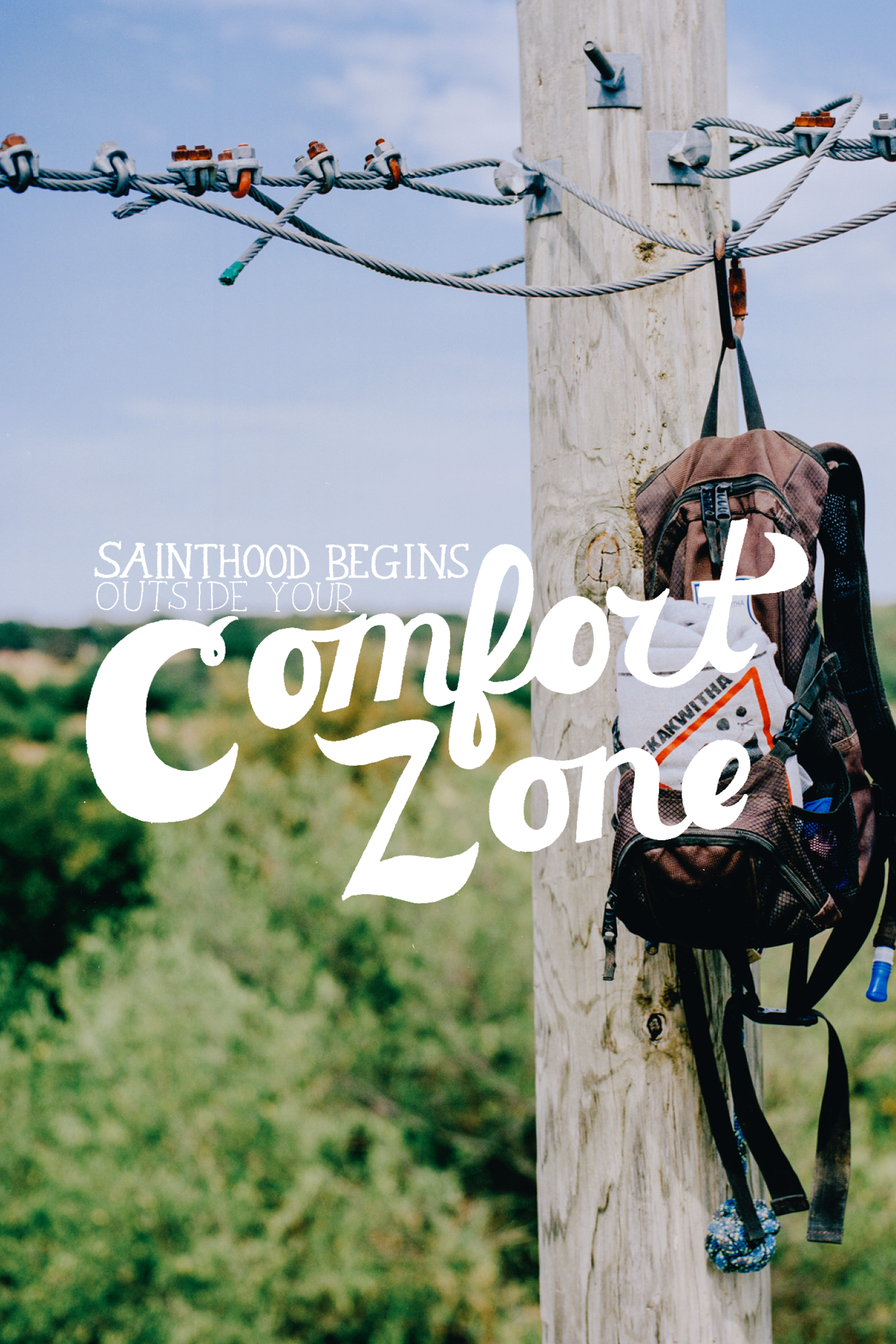Comfort Zone - Mobile - Photo by Timothy Mulcare