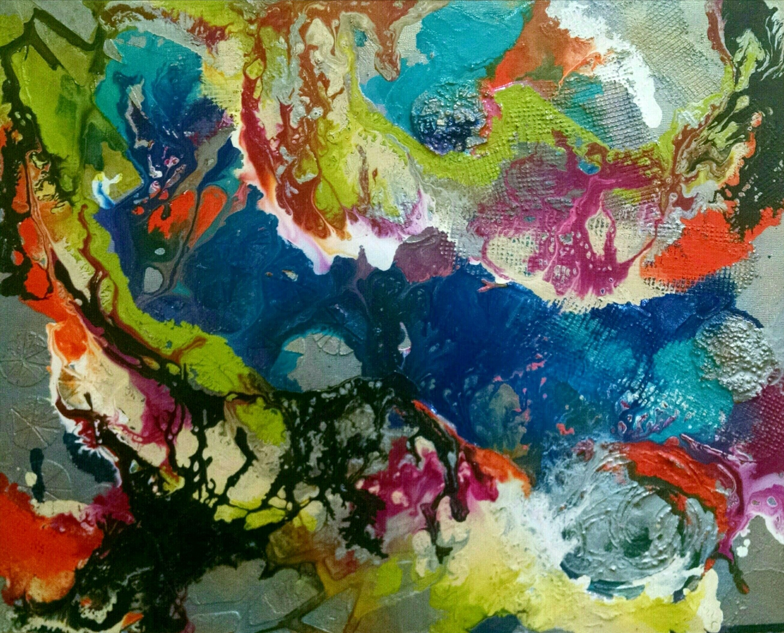 Ebb and Flow VII