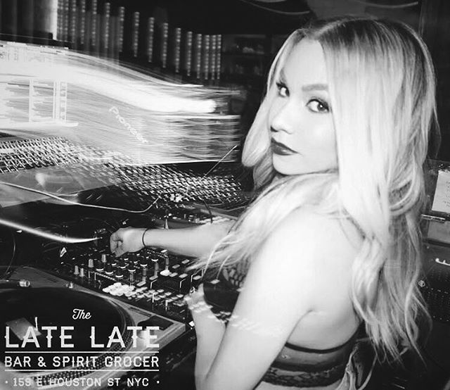 catch me on the late late tip tonight spinning tunes 🎶 🎶 @thelatelate
