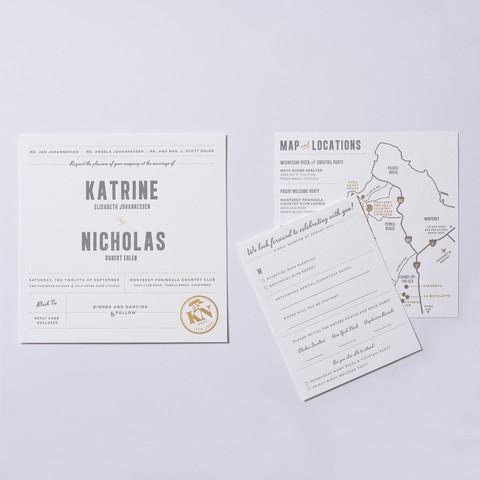 Katrine + Nick