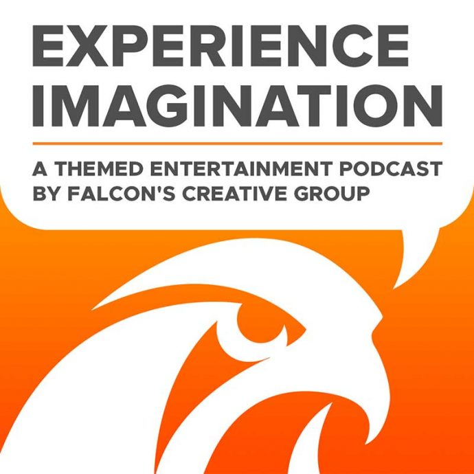 Experience Imagination - In this show, artists, engineers, filmmakers, and other creative professionals from in and around Falcon's Creative Group come together to tackle a new discussion topic every episode.• Pose and assist with implementation of social media and podcast strategies• Assist with promotional video clips• Occasionally assist with brainstorming podcast related questionsMore information