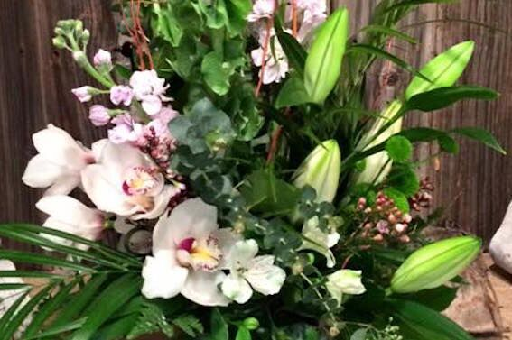 Most Beautiful Flower Shop in Lethbridge that goes over & above all the others. You will not be disappointed with your order. The shop is also lovely just to browse around & see what they have. Check it out you will be glad you did!    —Shawna Dinelle