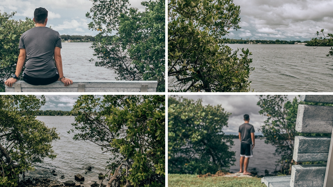 4 different uses of composition and 4 different stories