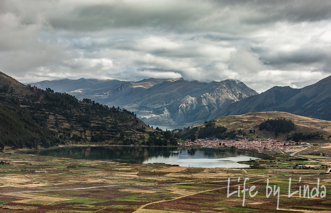 The beautiful Peruvian country side