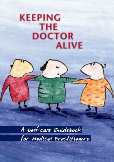 This guidebook provides medical practitioners with information and resources on strategies for self care as an essential element of their professional life. It aims to encourage medical practitioners to recognise and discuss the challenges facing them, promote self care as an integral and accepted part of the professional life of medical practitioners, and assists medical practitioners to develop useful strategies for self care. - RACGP