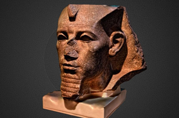 Wired → - 3D scanning and the British Museum. (Feature)