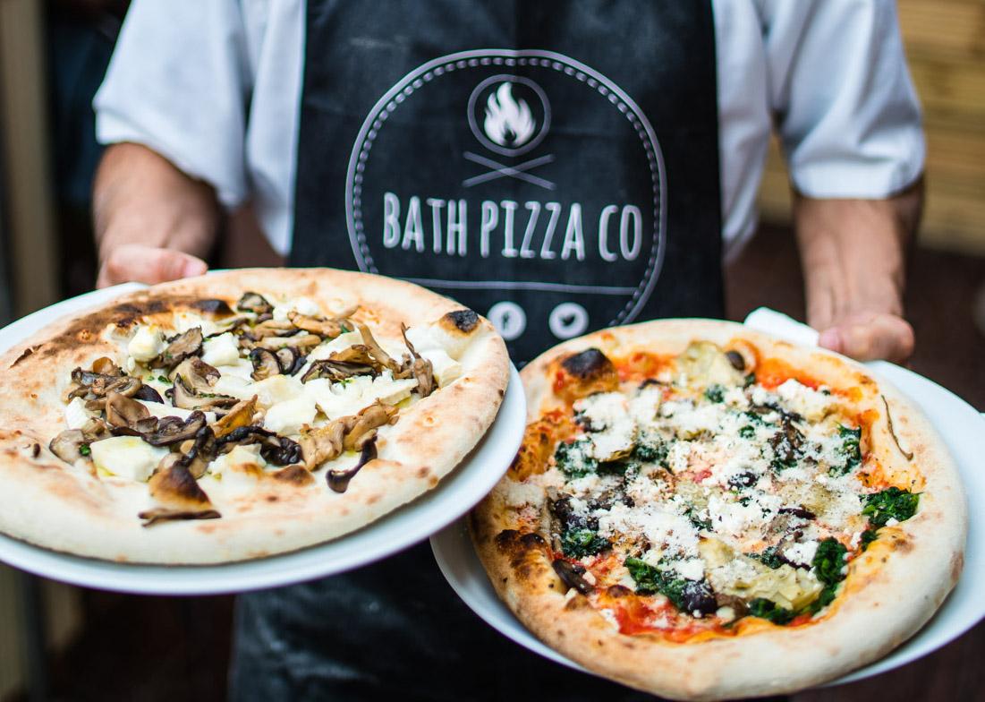 Bath Pizza Company→ - Brand design, web, marketing strategy, POS, social media