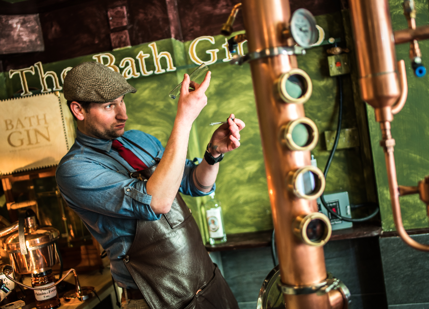 Bath Gin - Bringing one of Bath's most loved brands online with a new responsive & photographic centric websiteCase study coming soon