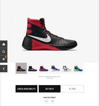 secuestrar Tanga estrecha patrocinador  Nike Assist Touchscreen — Tyler Varnau