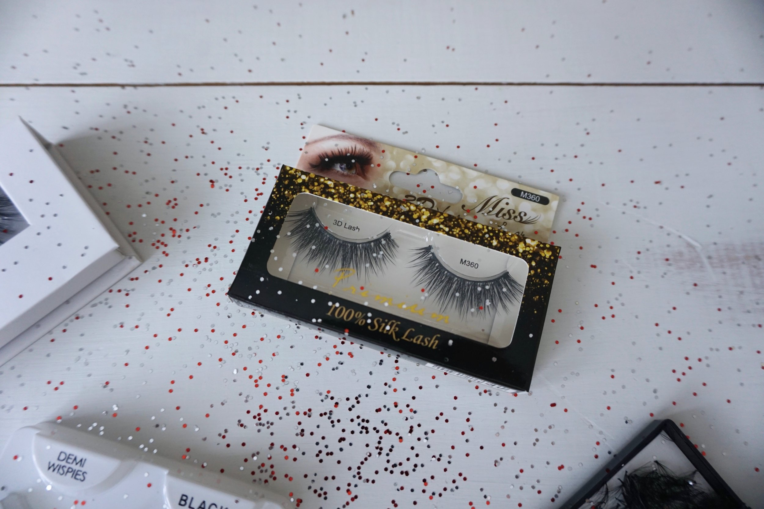 Best Cruelty-Free False Lashes (Miss 3D) - Artistry by Jacquie, Ottawa Makeup Artist