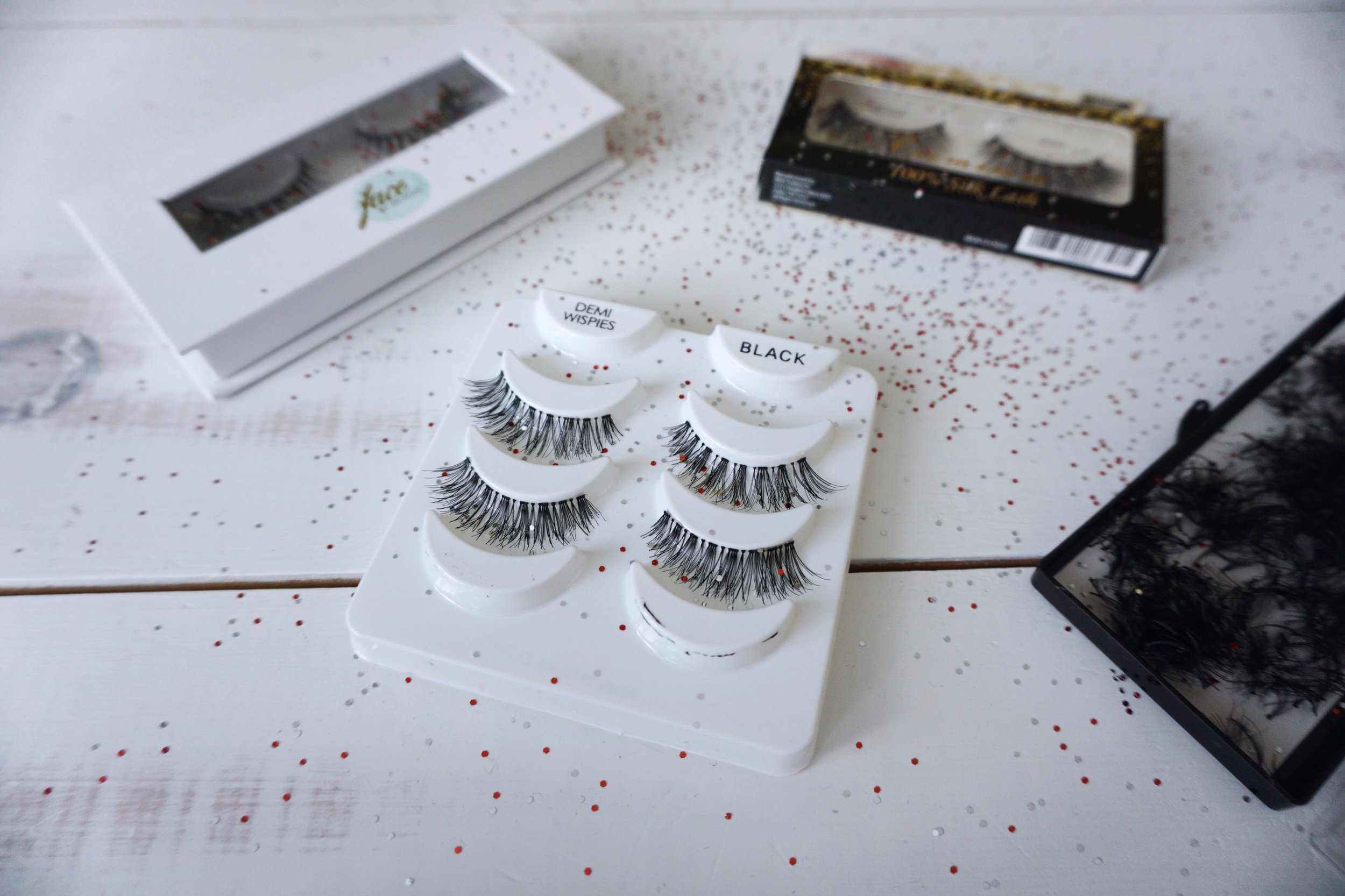Best Cruelty-Free False Lashes (Ardell Demi Wispies) - Artistry by Jacquie, Ottawa Makeup Artist