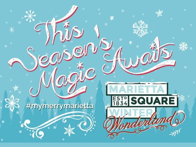 Have you booked your spot yet for Santa's Magical Moments?? We promise you don't want to miss everything Santa has in store for the whole family (we hear the milk and cookies this year are fabulous)!! Learn more at the link in our bio!  #SantasMagicalMoments #MyMerryMarietta #OhTheWonderOfItAll
