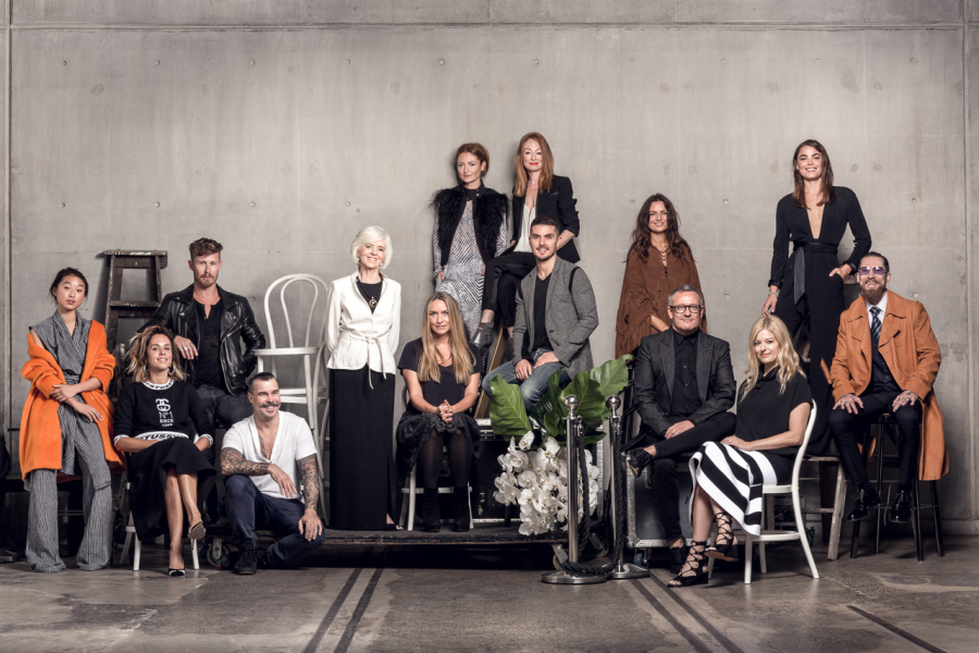 Faces of NSW Fashion - MBFWA Carriageworks Sydney