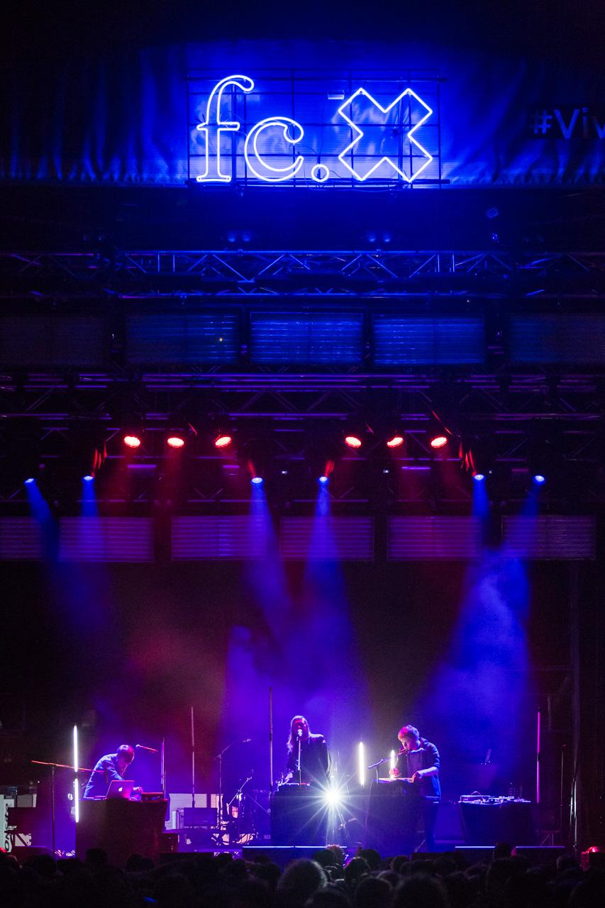 FCX - Ten Years of Future Classic : Seekae - FCX - Ten Years of Future Classic Sydney Opera House