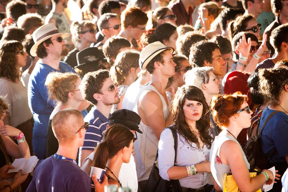 Brisbane Laneway Festival 2011