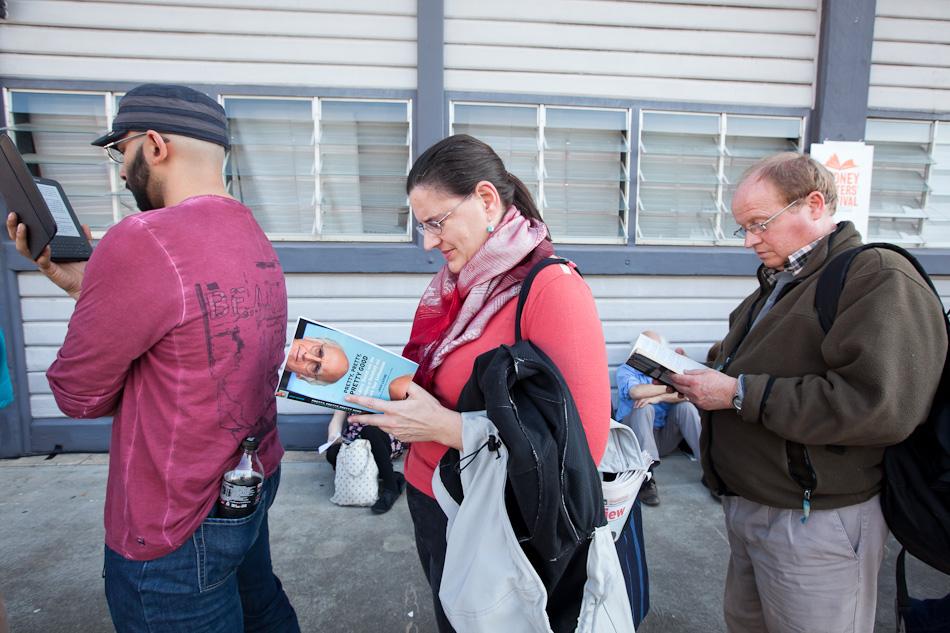 Sydney Writer's Festival 2011