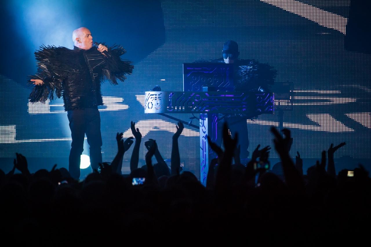 Vivid Sydney 2014 : Pet Shop Boys