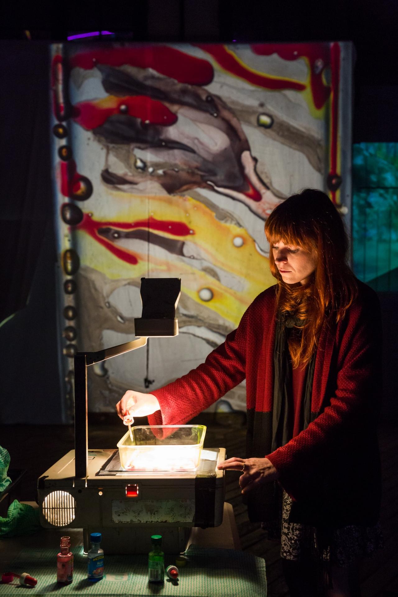 Vivid Sydney 2014 : Electrolapse BYOB