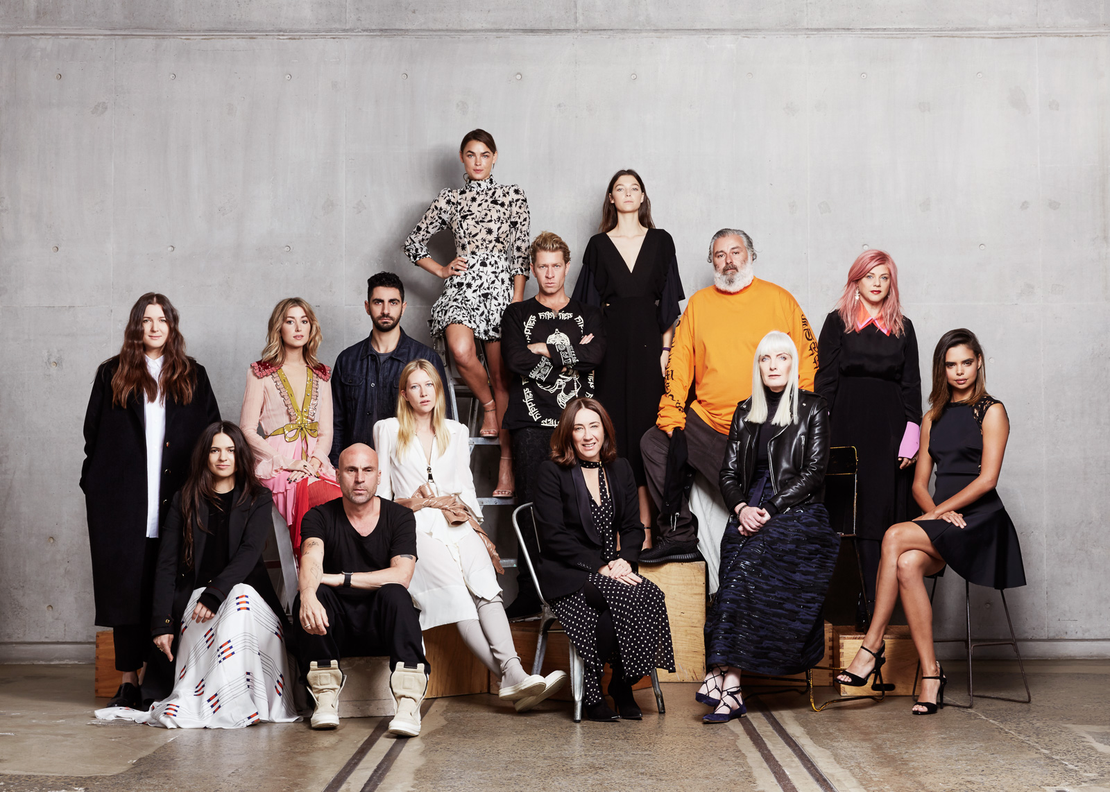 Faces of NSW fashion