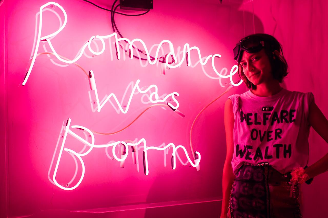 Romance Was Born Reflected Glory - Ollie Henderson