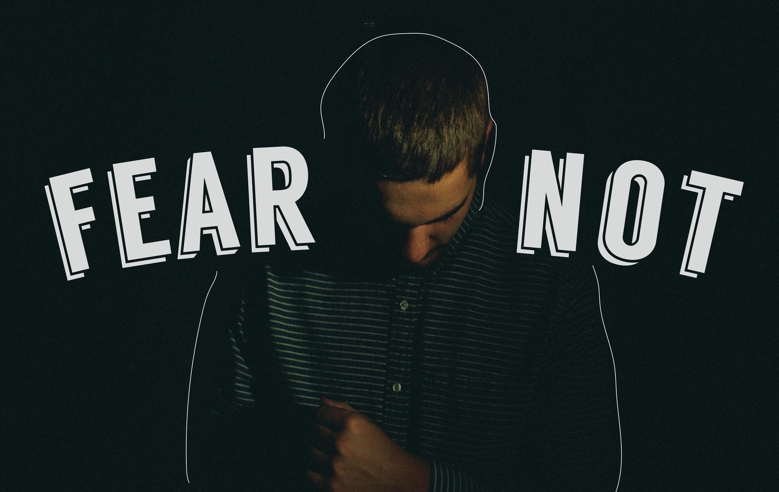dream builders church | fear not graphic