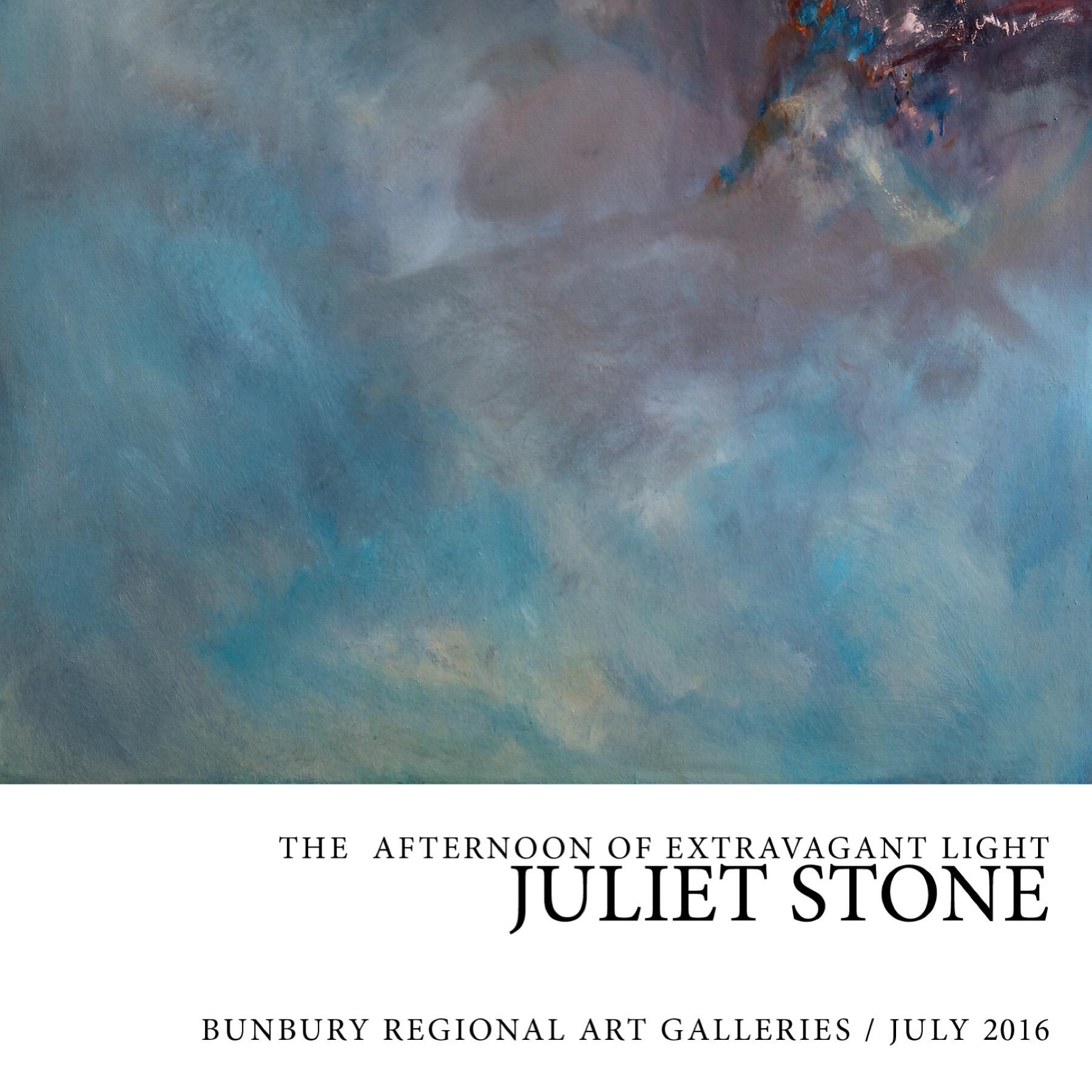 bunbury regional art galleries | juliet stone catalogue
