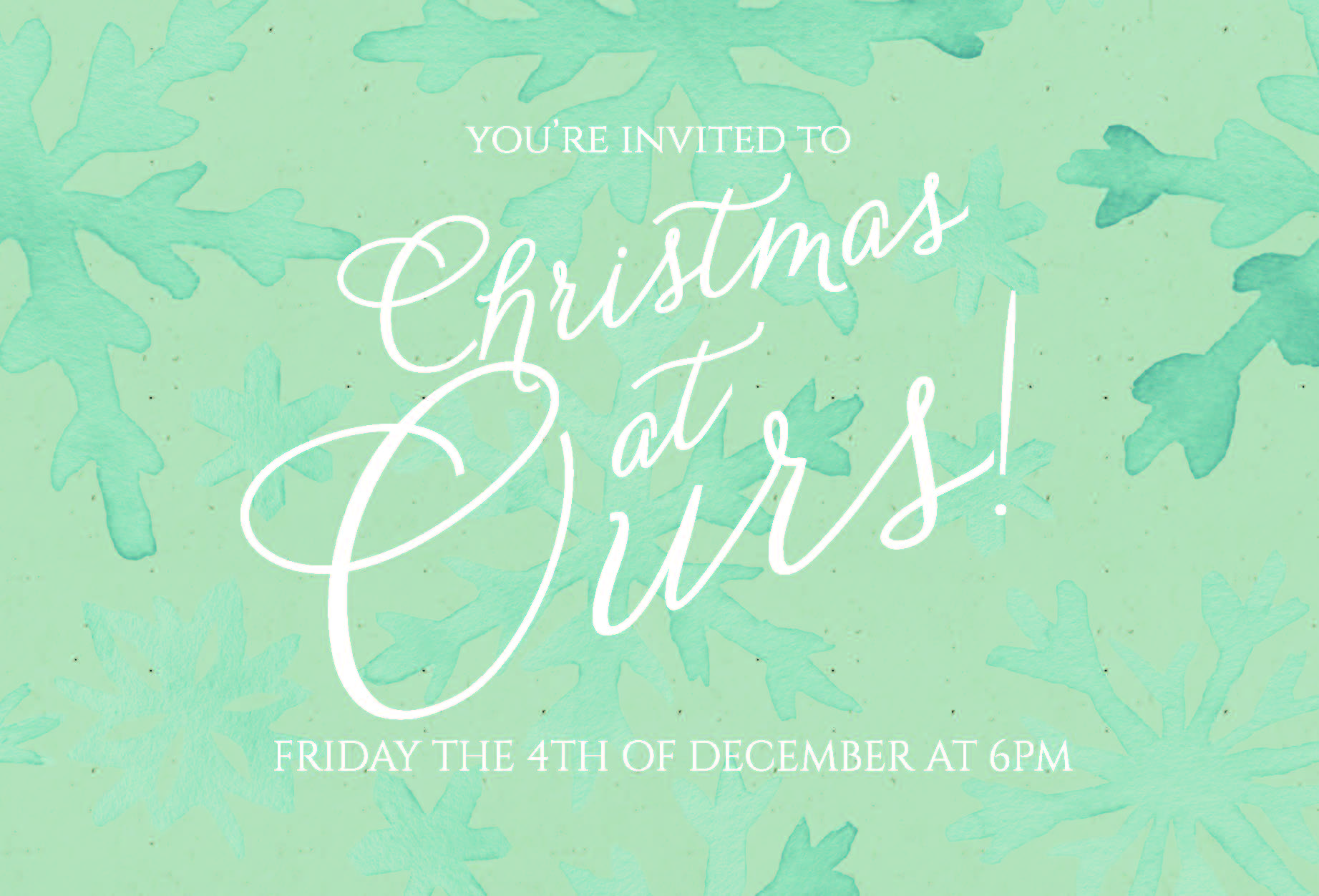 dreambuilders church | christmas at ours event