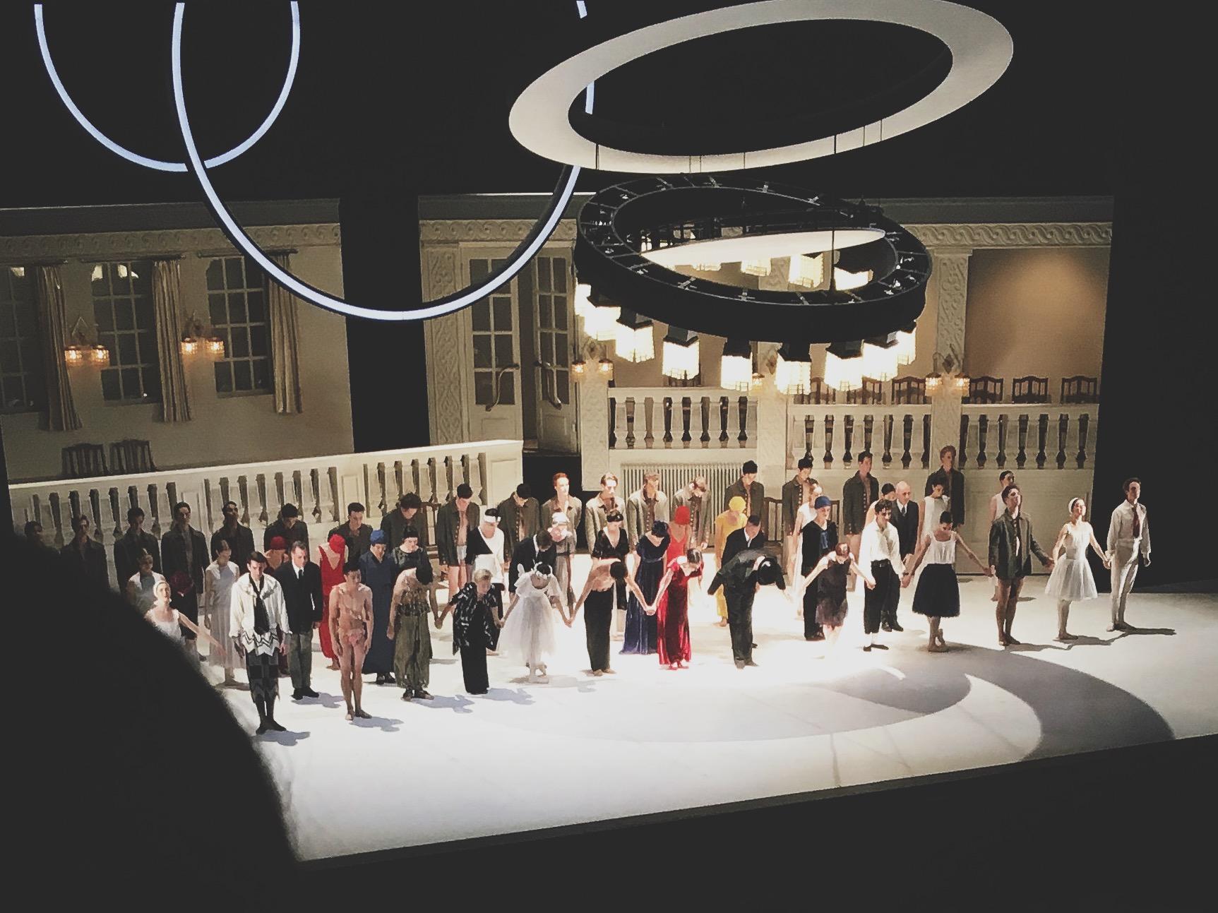 nijinsky / the australian ballet at arts centre melbourne