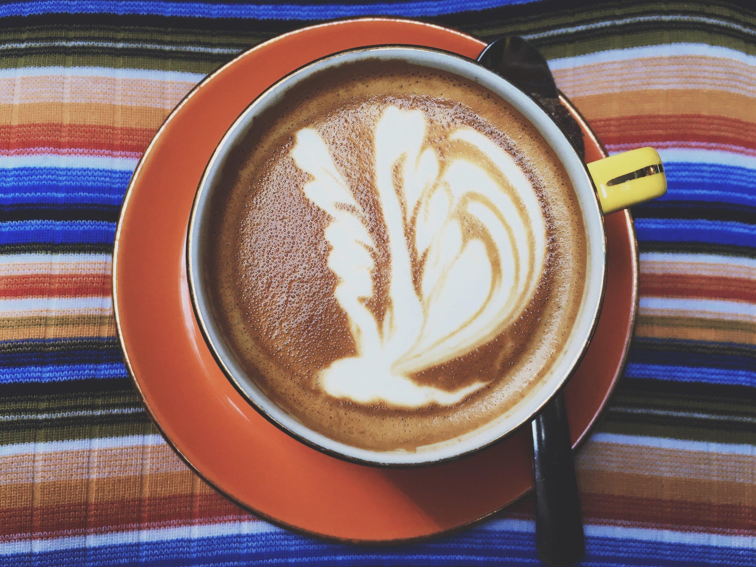 padre coffee at hardware societe
