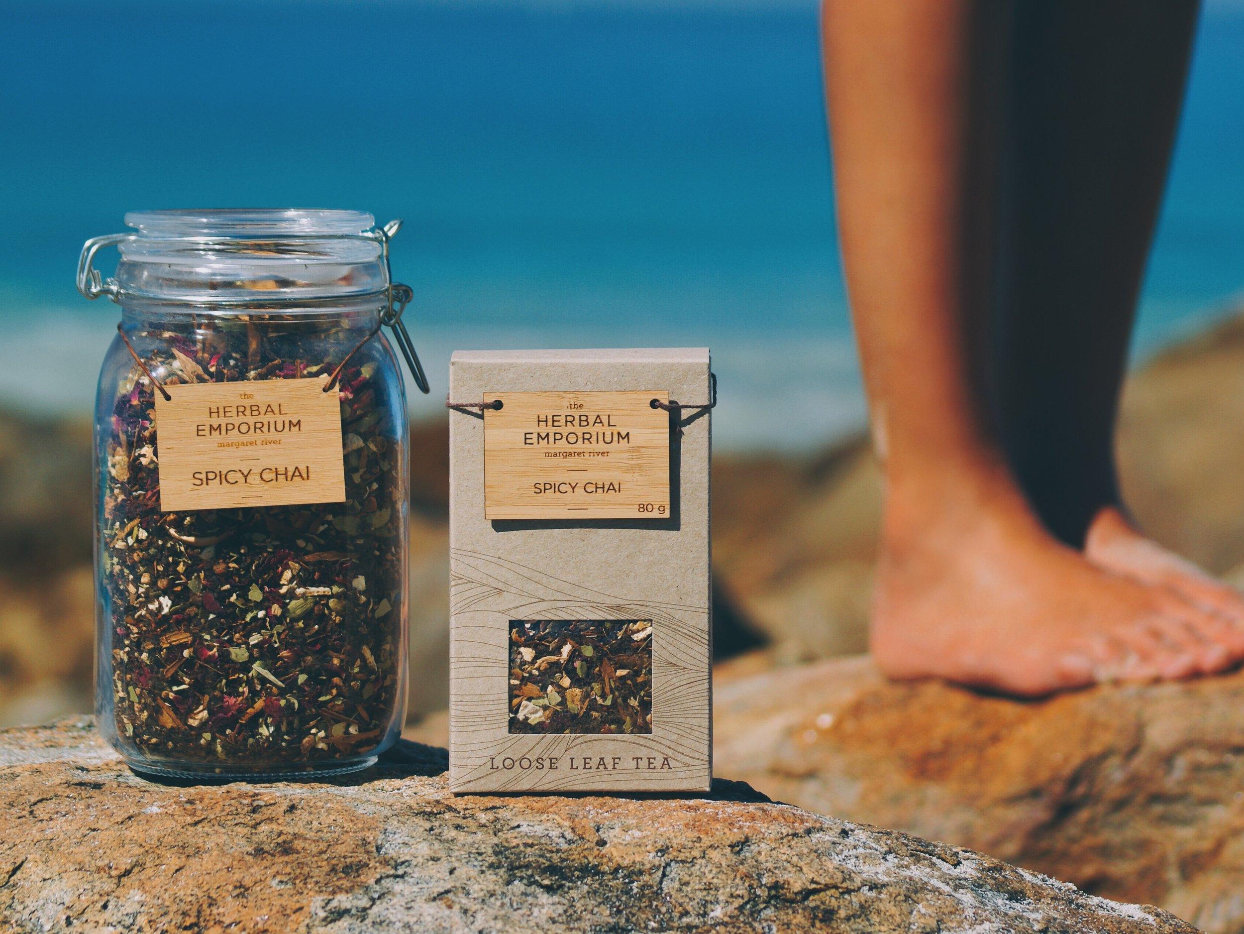 margaret river herbal emporium / custom image and postcard gourmet escape