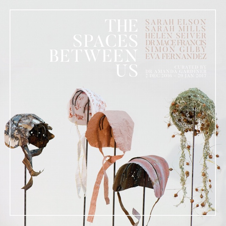 dr amanda gardiner / spaces between us catalogue