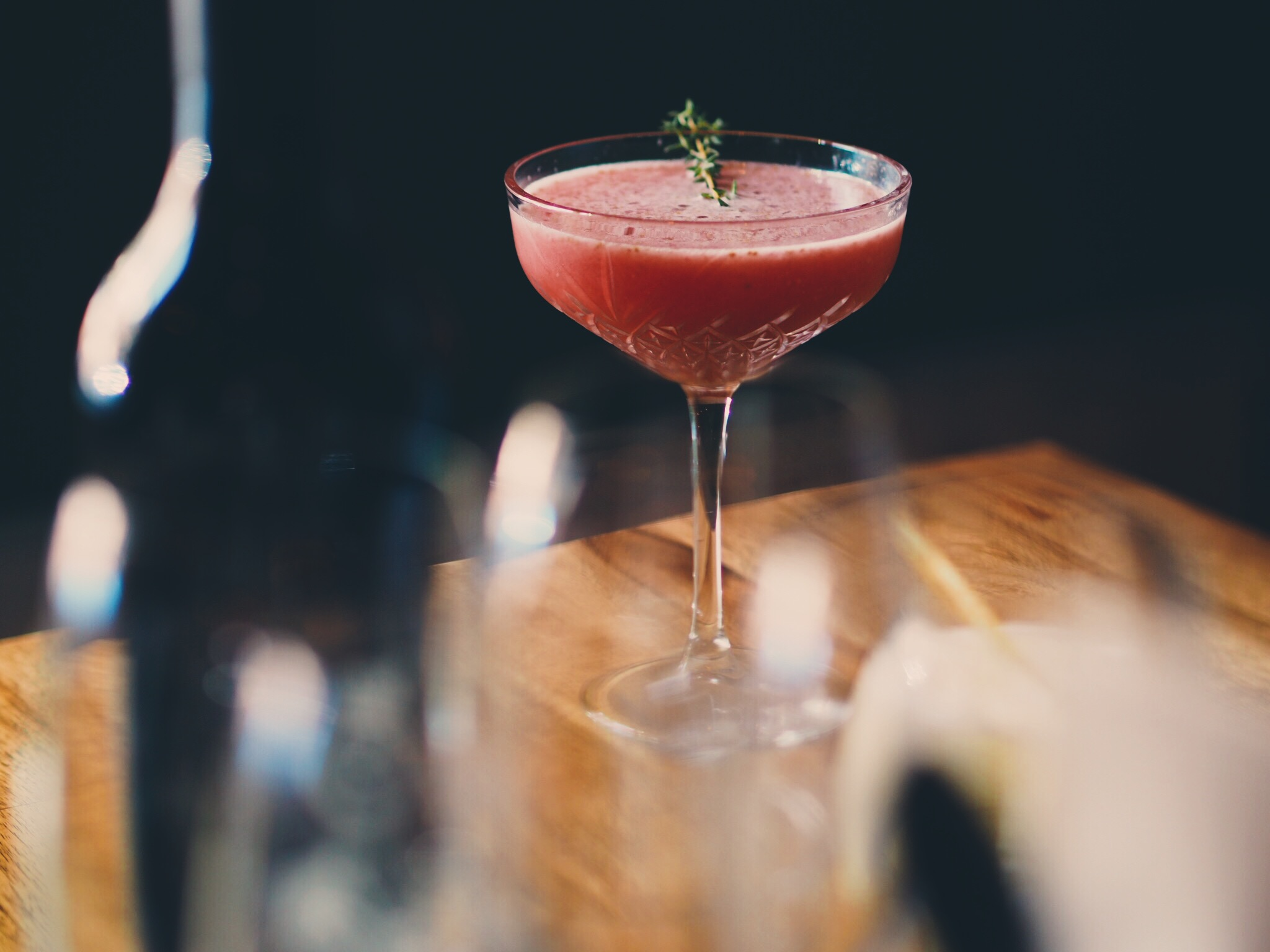 market eating house / small plates and drinks shoot