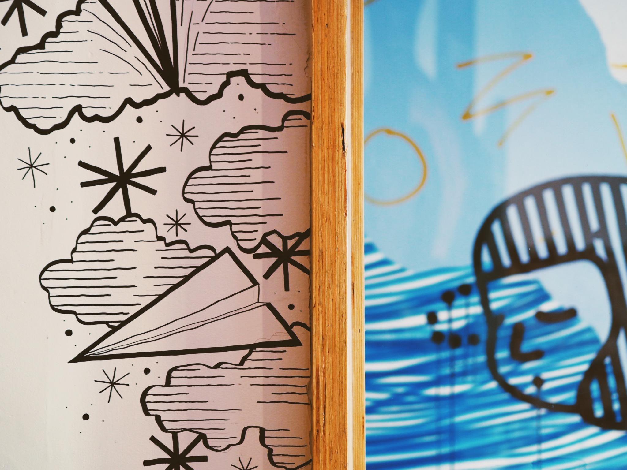 Lost Bills Bunbury / Custom wall art