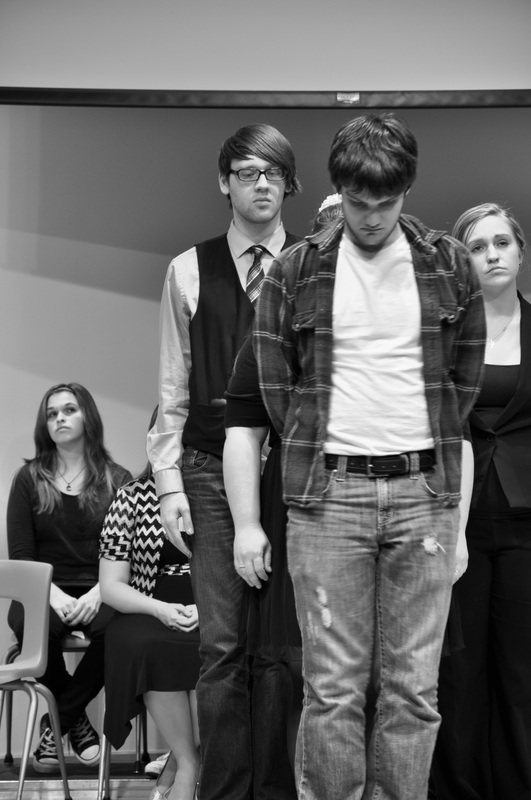 Trial by Jury , Gilbert & Sullivan  Central College School of Music  Directed by Allison McGuire