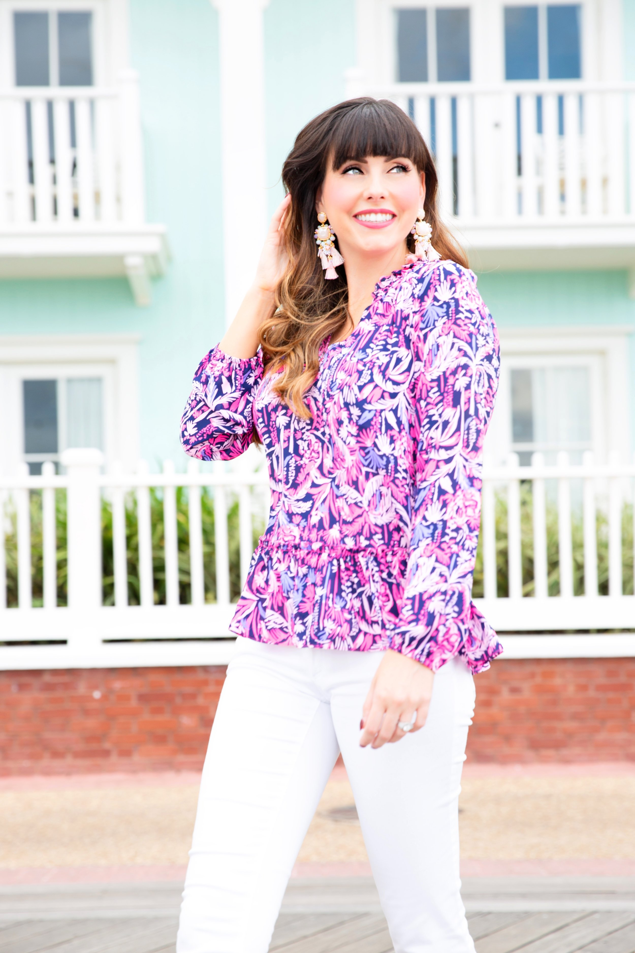 lilly pulitzer resort 2018 disney boardwalk.JPG