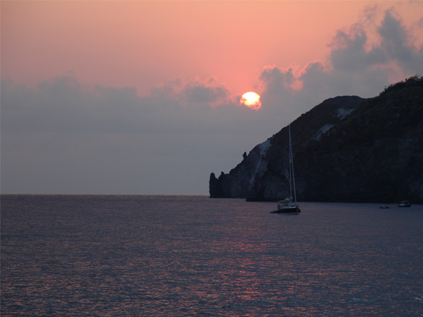 Lipari Sunrise