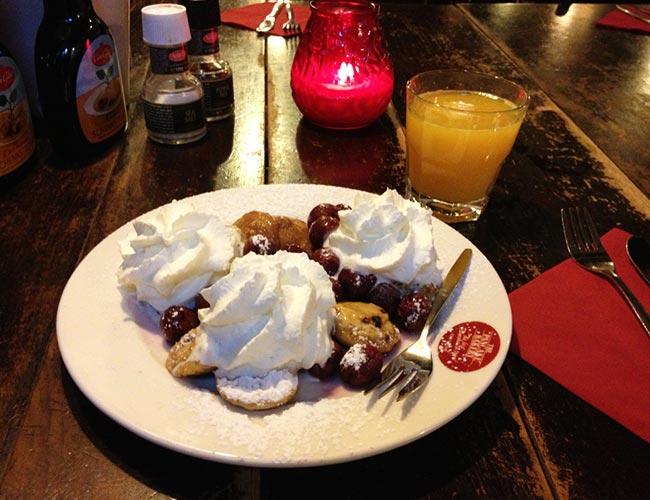 The Pancake Bakery in Amsterdam