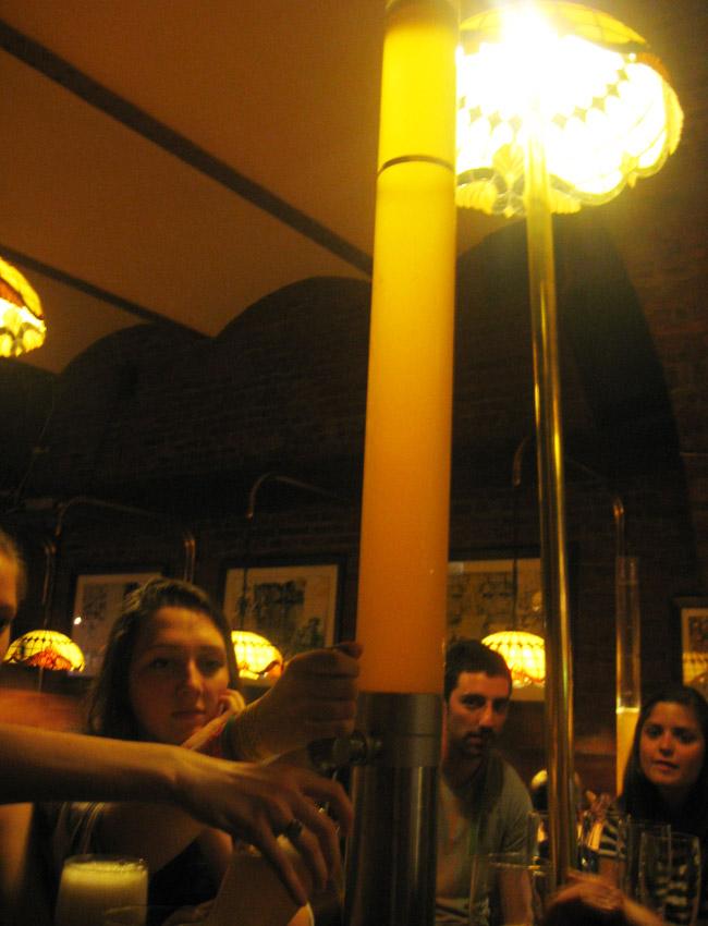 Beers in Krakow