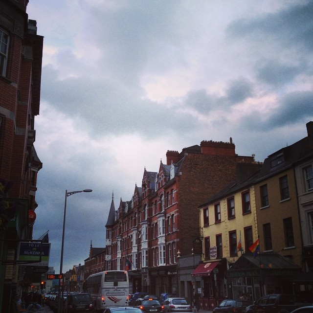 Beautiful Cork.  http://ift.tt/1qOa7bx