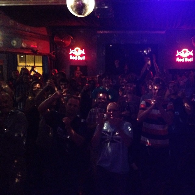Thank you, Brighton! #stageshot  http://ift.tt/1nEb56r