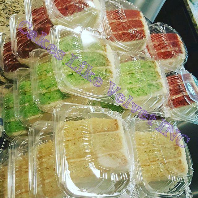 A taste to remember! #freshlybaked #CakeslikeVelvet #cakesatl #atlanta #atl #Gaconnect #foodporn #treats #desserts #cakeslikeVelvetatl #peoplechoice #great #cake #georgia