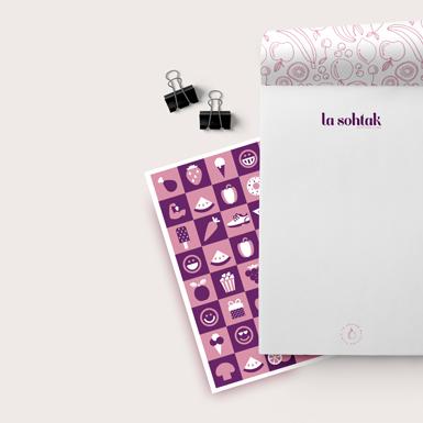 La Sohtak     Branding / Identity / Illustration