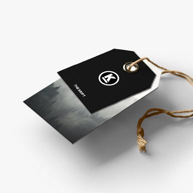 The Kript     Branding / Identity / Packaging / Website