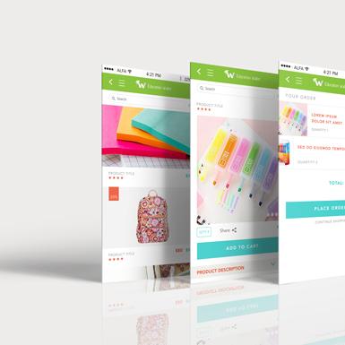 Education Wallet     Mobile App / Website