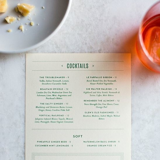 I'm working on a new menu design for a new client. I just can't wait to show it to you. #thinkerzinspiration 📸| via #Pinterest