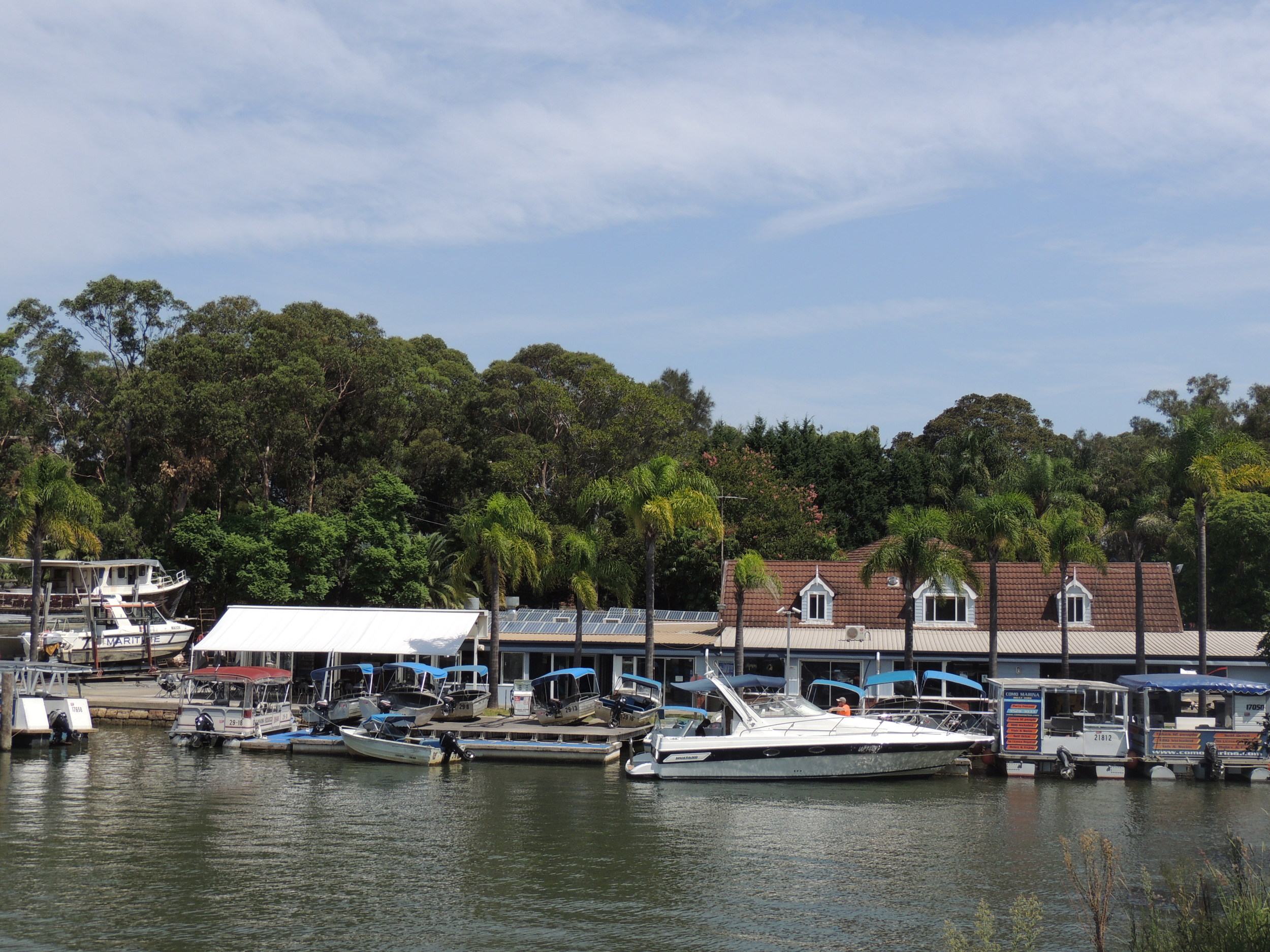 Photo of Como Marina Boat Hire, Como Waterfront Cafe, Como Marina Slipway