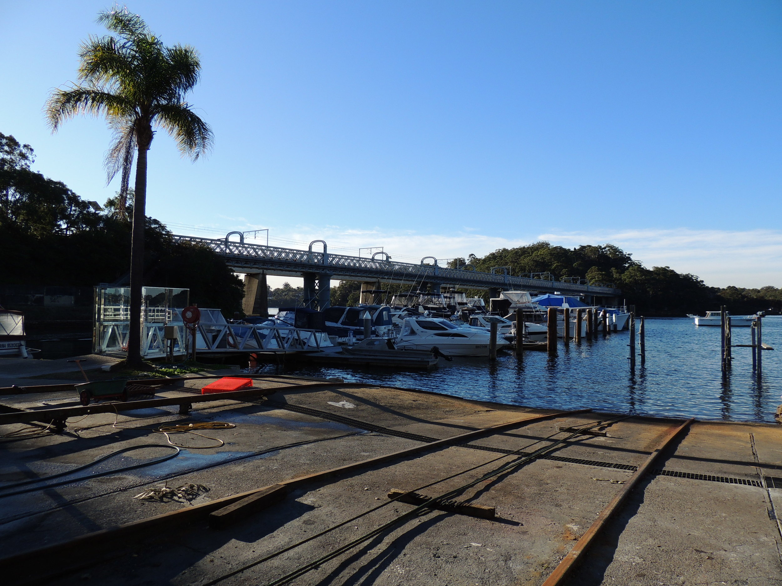 Photo of Como Marina Slipway