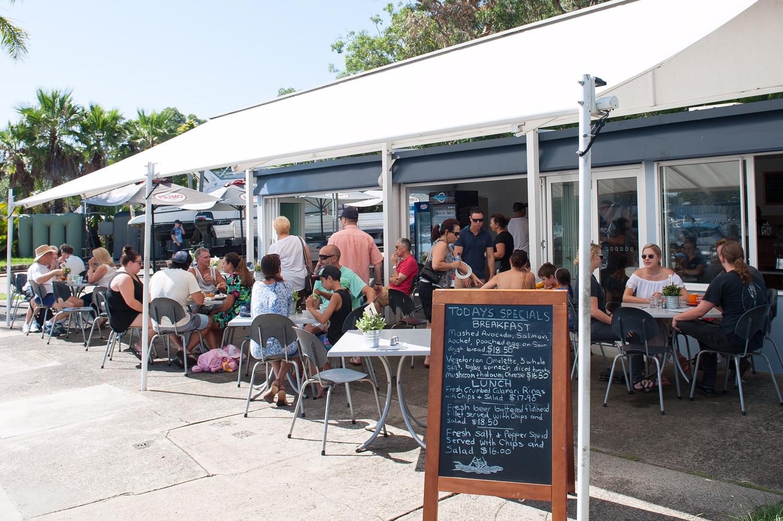 Photo of Como Waterfront Cafe, Como Marina