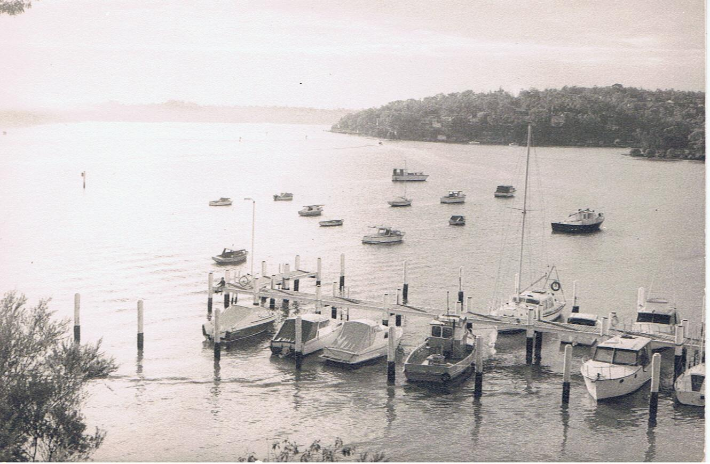 Historic photo of Como Marina's Jetty, Berths and Boats