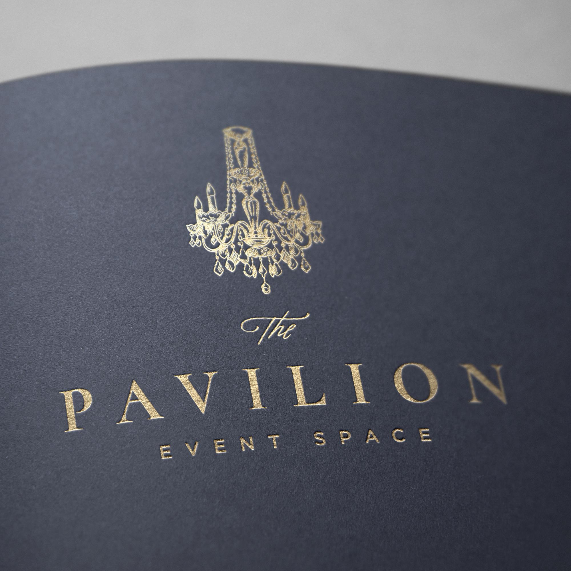 Calico Hill Creative Pavilion Event Space Logo Design 4